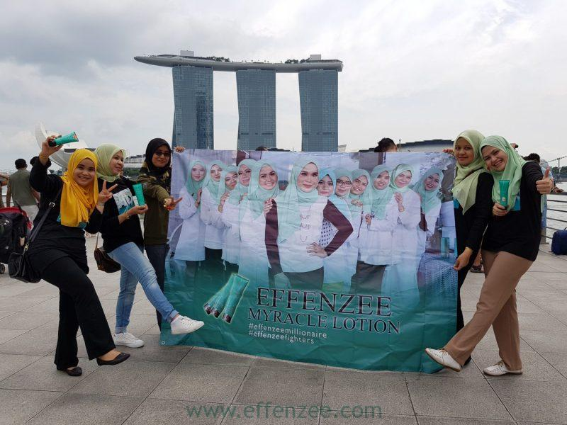 effenzee singapore offline marketing