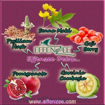 Kelebihan EFFENZEE Detox