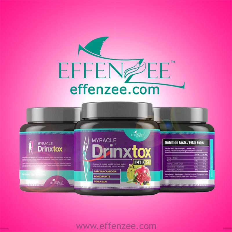 EFFENZEE Myracle Drinxtox