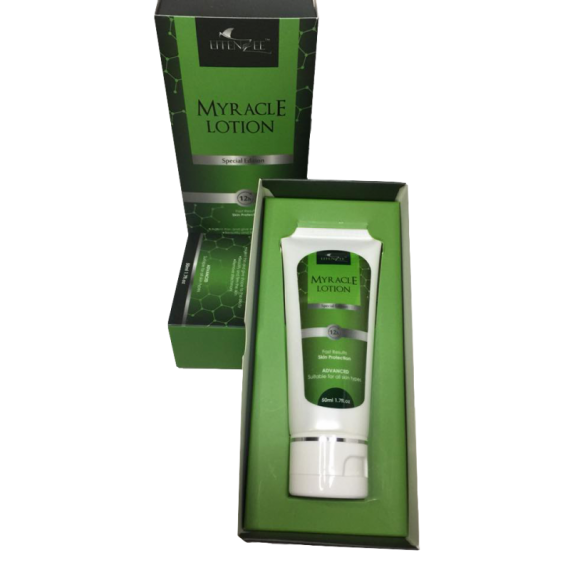 effenzee myracle lotion special edition